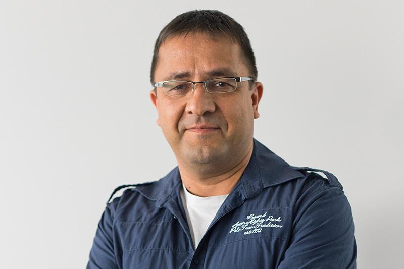 Ulf Lindner, Zahntechnikermeister bei Rißmann Zahntechnik
