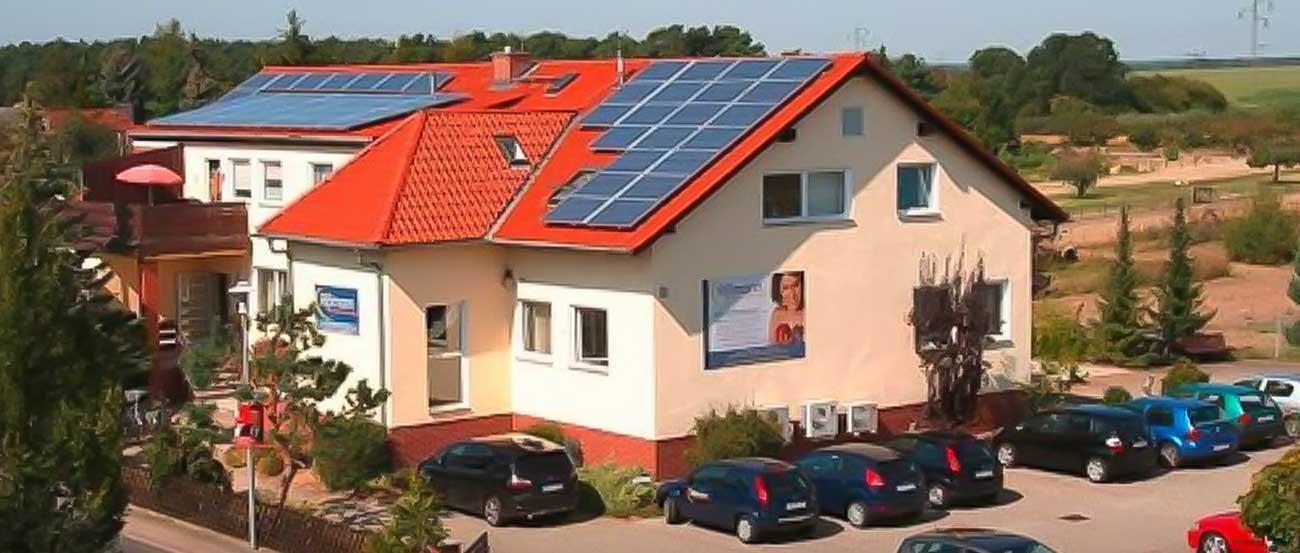 Das Dentallabor von Rißmann Zahntechnik am Standort Jessen