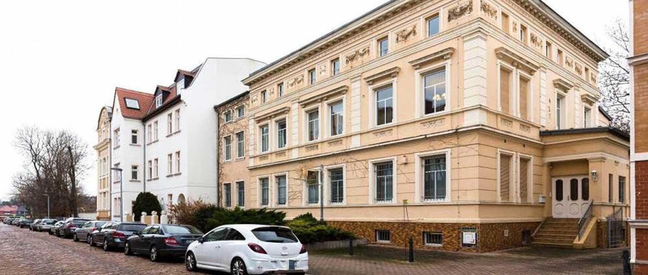 Das Dentallabor von Rißmann Zahntechnik am Standort Köthen